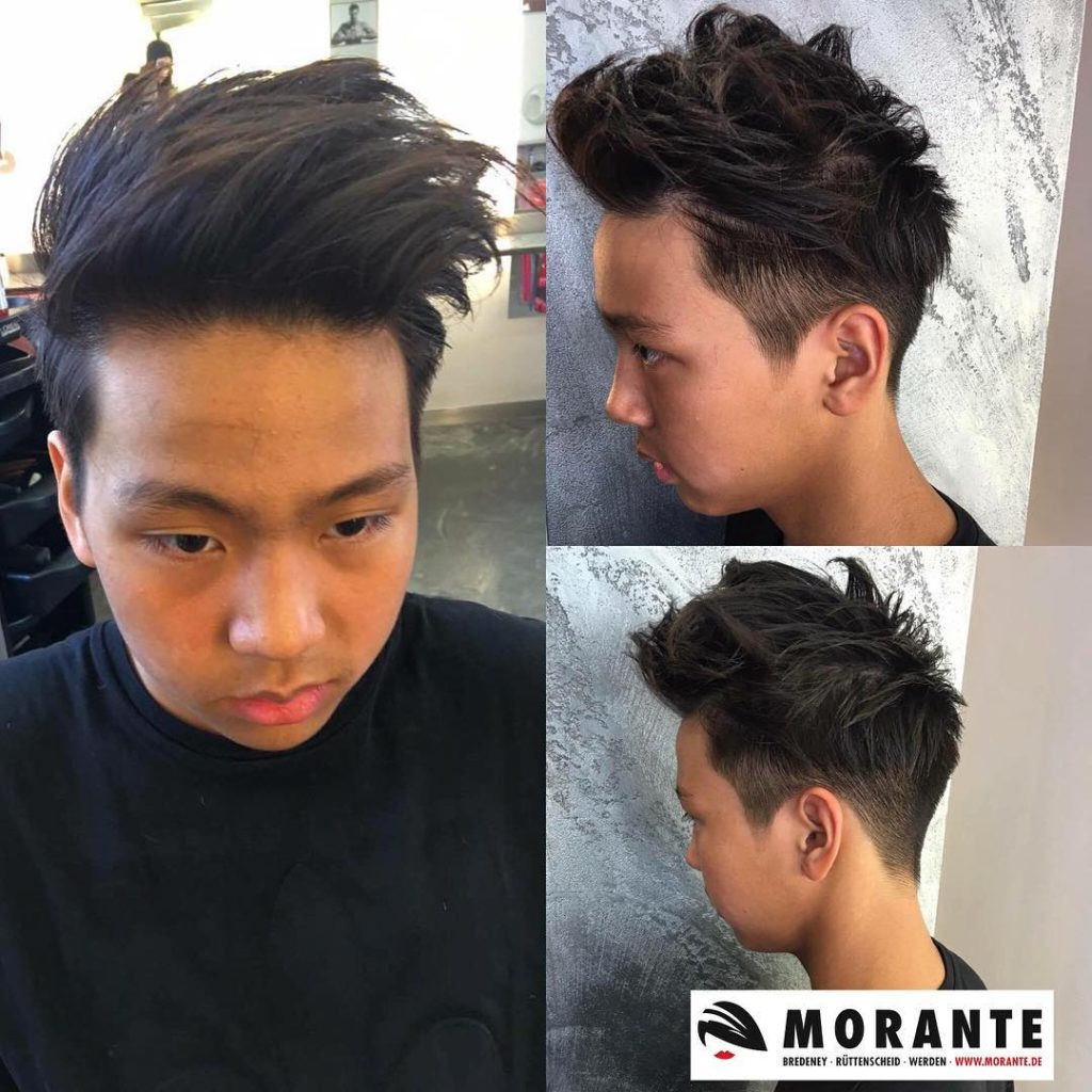 Dramatic Haircuts for Guys