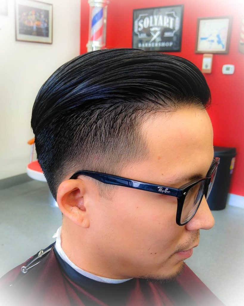 Party Up Top Hairstyles for Men