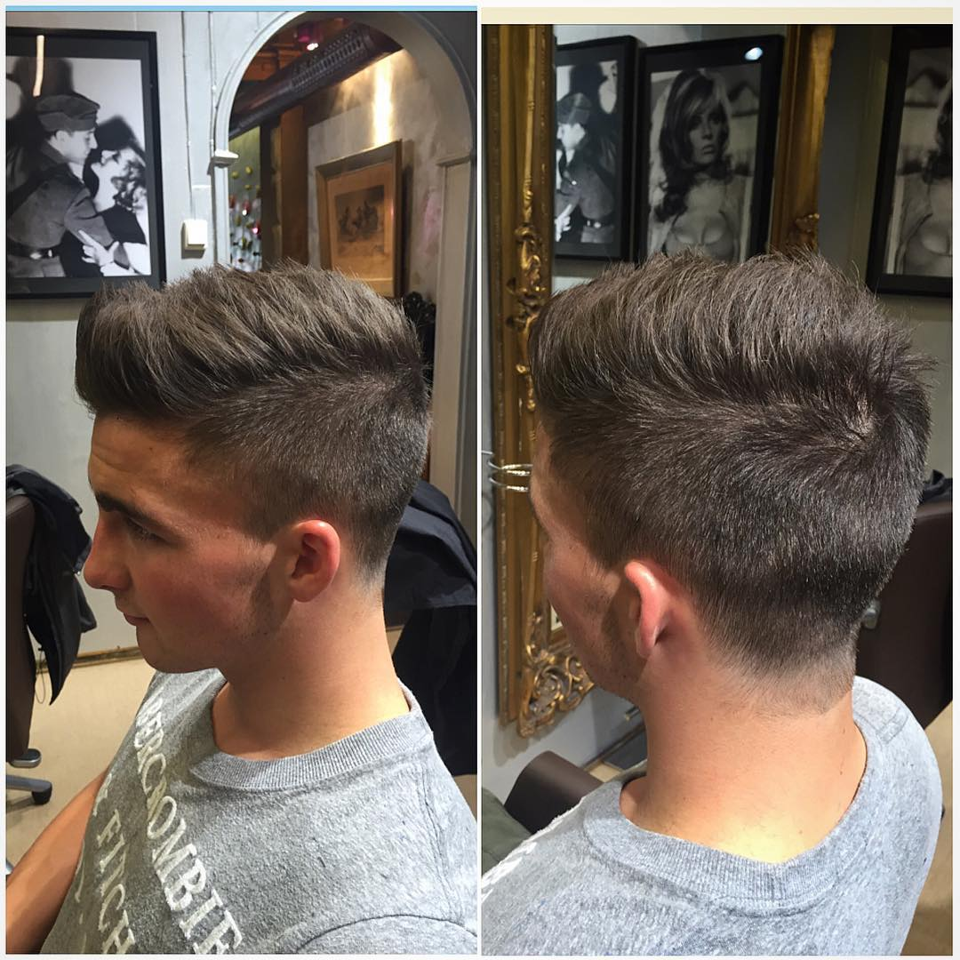 the 7 common stereotypes when it comes to fohawk hairstyle | fohawk