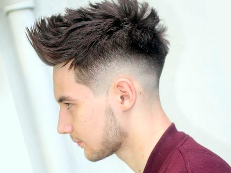 Terrific Mohawk Hairstyles 50 Best Haircuts For Men 2018 Atoz Hairstyles Schematic Wiring Diagrams Amerangerunnerswayorg
