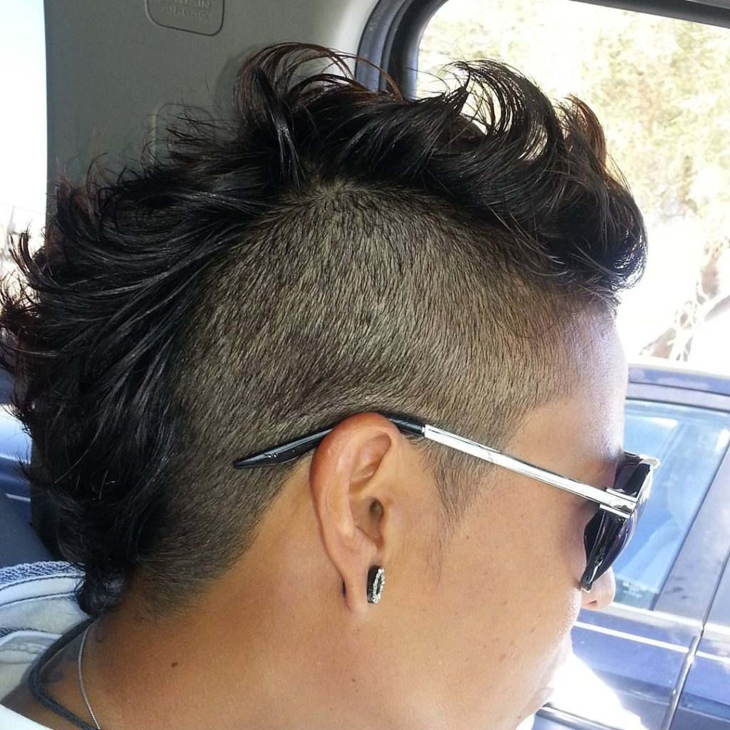 Cool Mohawk Hair Designs