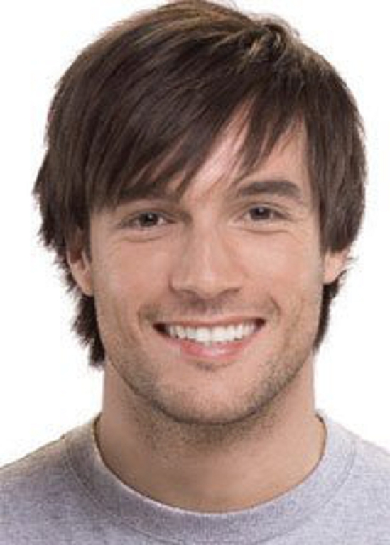 mens hair styles for round faces 40 best hairstyles for with faces atoz hairstyles 5697 | 13 Layered Haircut