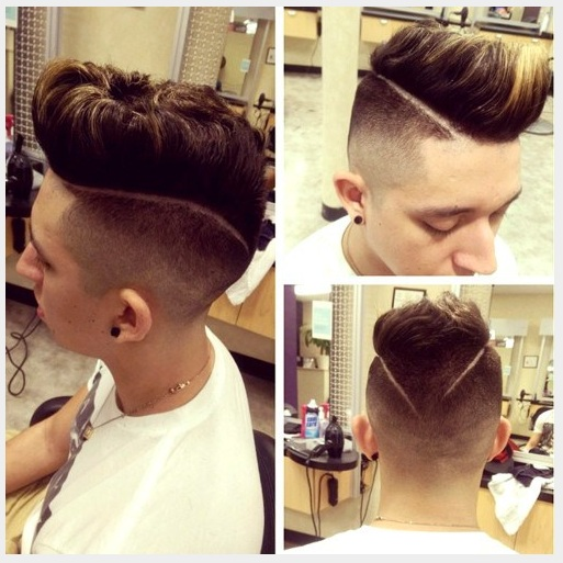 Mohawk hairstyles 50 best haircuts for men 2018 atoz for Peinado fade