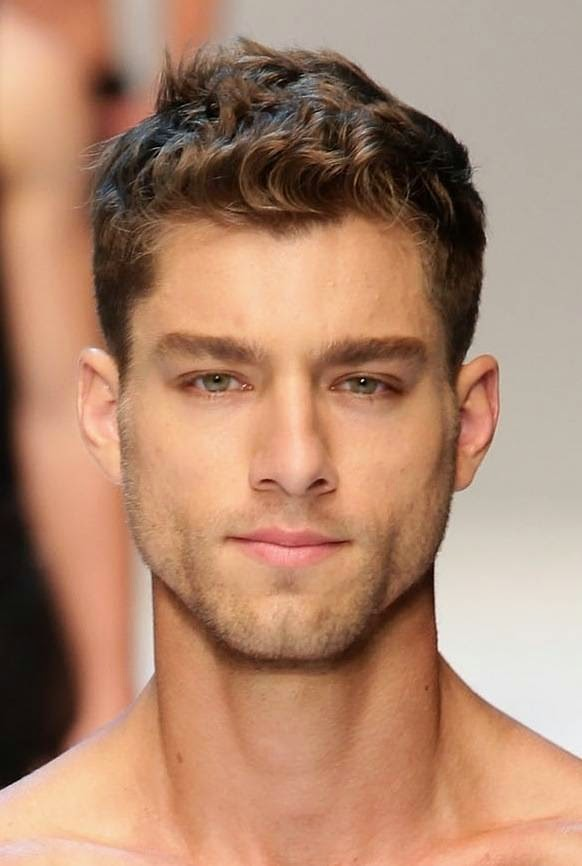 Messy Hairstyles: 20 Best Men\'s Messy Haircut & Styling It ...