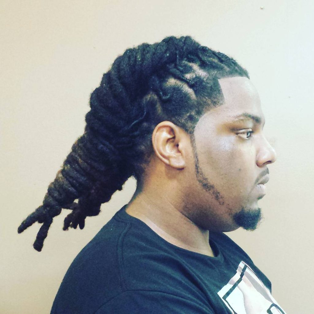 Astonishing Dreadlocks Haircuts 40 Gorgeous Dreadlocks Hairstyles For Men Short Hairstyles For Black Women Fulllsitofus