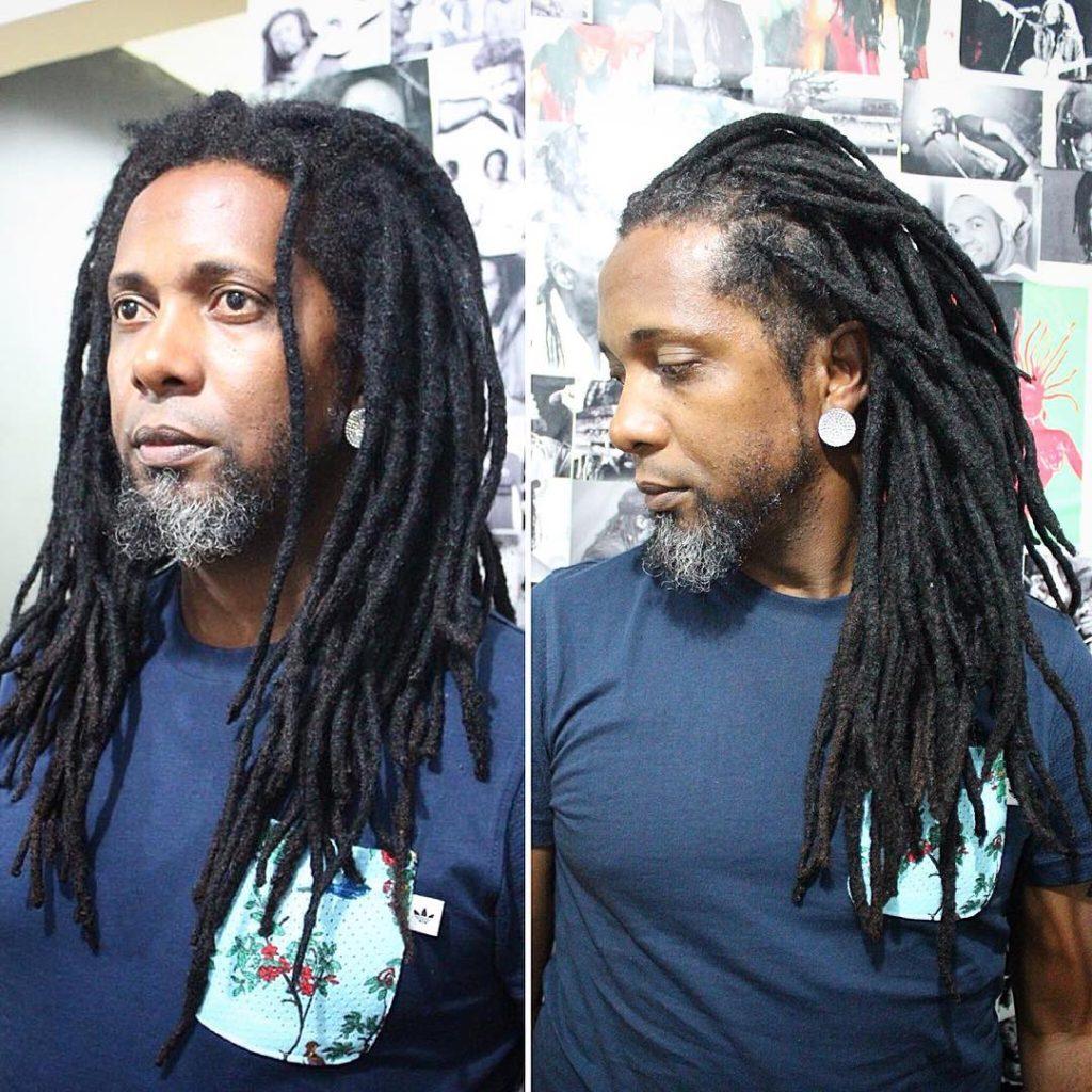 dreadlocks haircuts: 40 gorgeous dreadlocks hairstyles for men