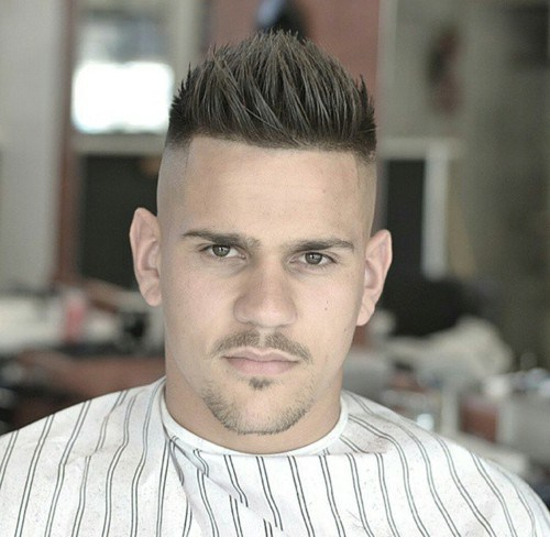 Faux Hawk: 40 Best Faux Hawk (Fohawk) Fade Hairstyles for ...