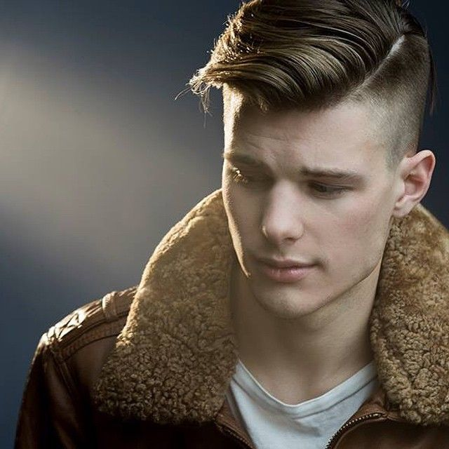 Comb Over Hairstyles - The Loose Combover