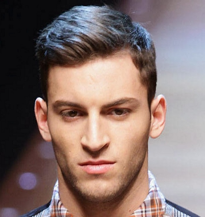 Prime 40 Best Hairstyles For Men With Round Faces Atoz Hairstyles Hairstyles For Women Draintrainus