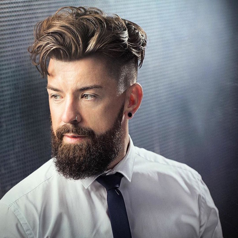 50 Latest Inspirational Haircuts for Men in 2018 - AtoZ Hairstyles