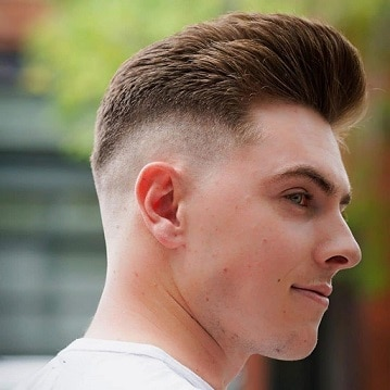 Face Matching Combover Hairstyle