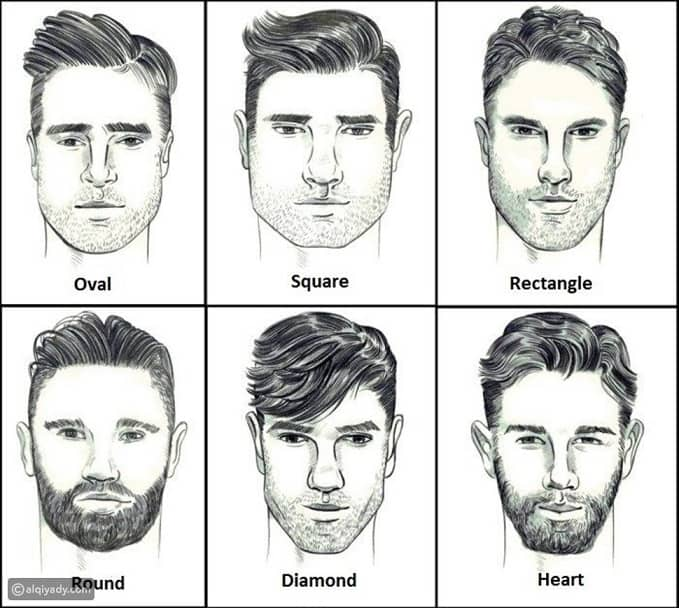 Face Shaped Images