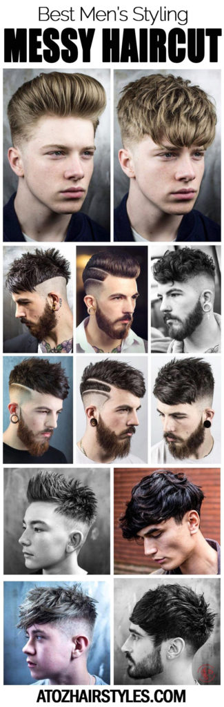 Peachy Messy Hairstyles 20 Best Mens Messy Haircut Styling It Atoz Schematic Wiring Diagrams Amerangerunnerswayorg