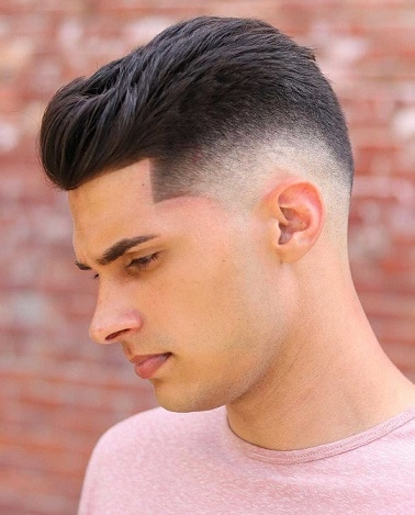The High and Low Comb Over