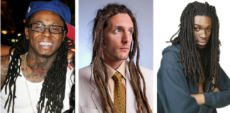 Dreadlock haircuts for men