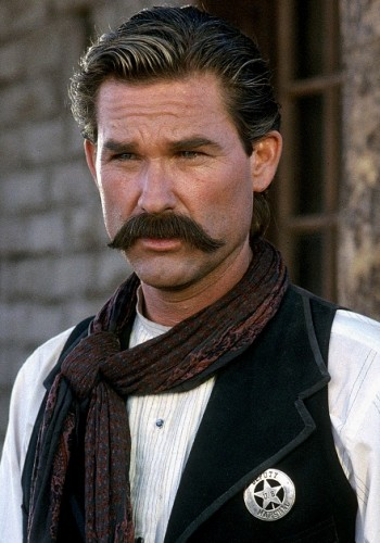 Mexican moustache style