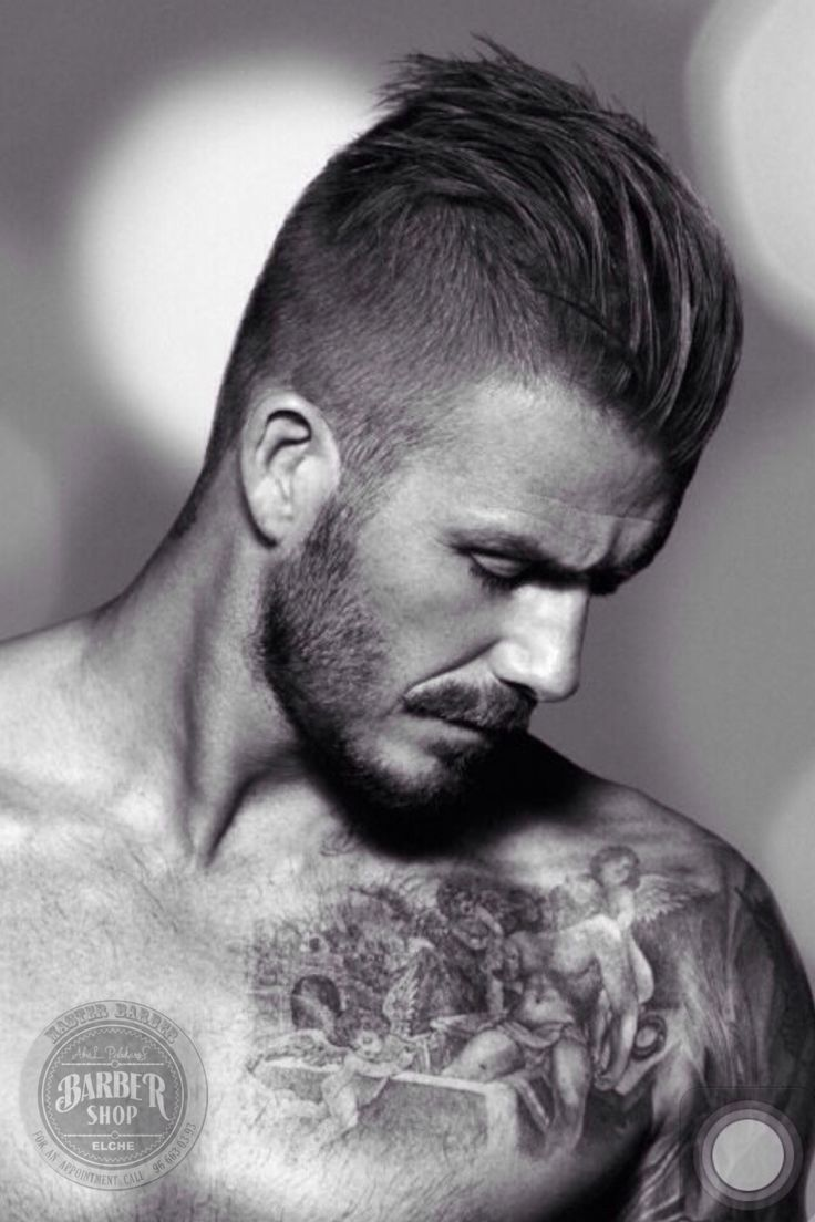 David Beckham Haircut 20 Best David Beckham Celebrity Hairstyles