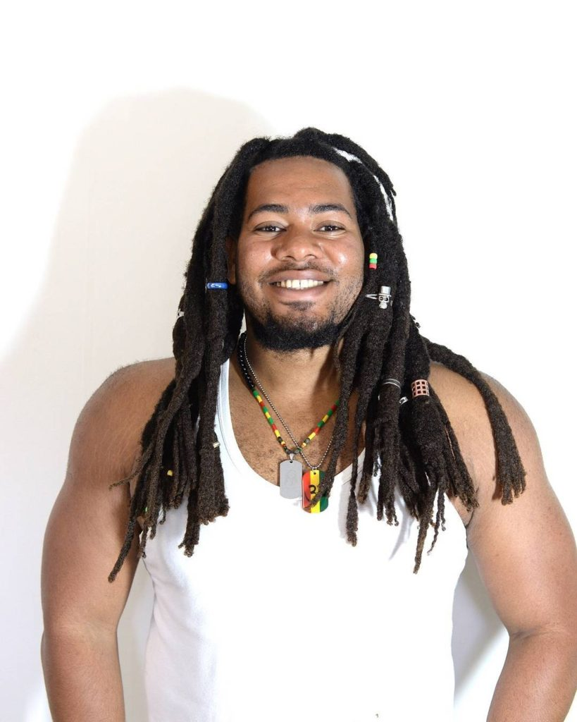 The Long Dreads - Best Black Men Long Hairstyles