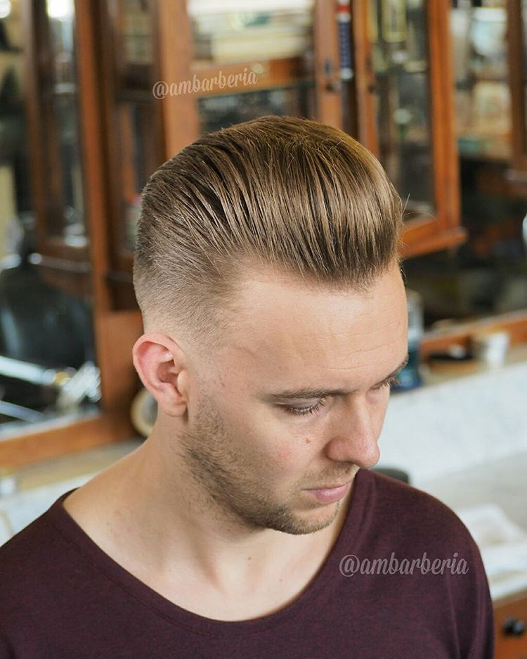 Blowout Hairstyles: 40 Hot Blowout Haircut Styles for Men 2017 ...