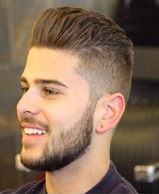 Peachy Facial Hairstyles Different Mens Facial Beard Styles Atoz Short Hairstyles Gunalazisus