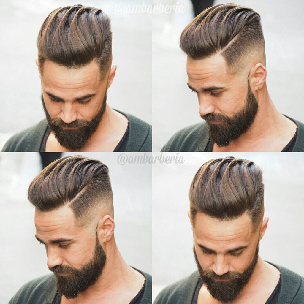 Blown Away Haircut
