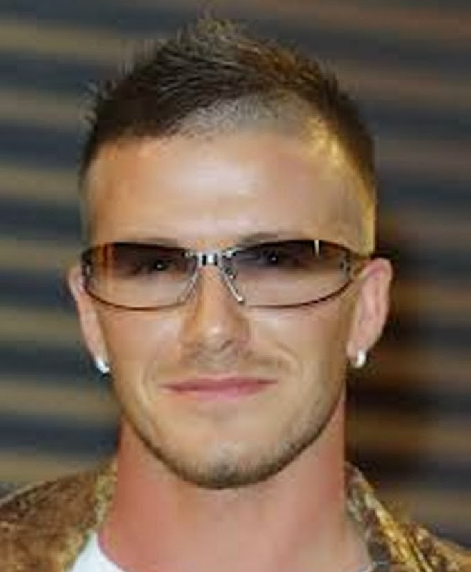 Sensational David Beckham Haircut 20 Best David Beckham Celebrity Hairstyles Hairstyle Inspiration Daily Dogsangcom