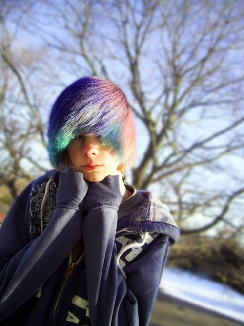 Multi Color Hoodie