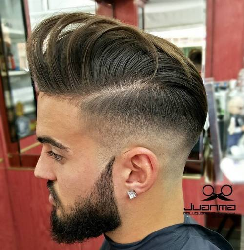 The Big Wavy Hipster Hairstyle