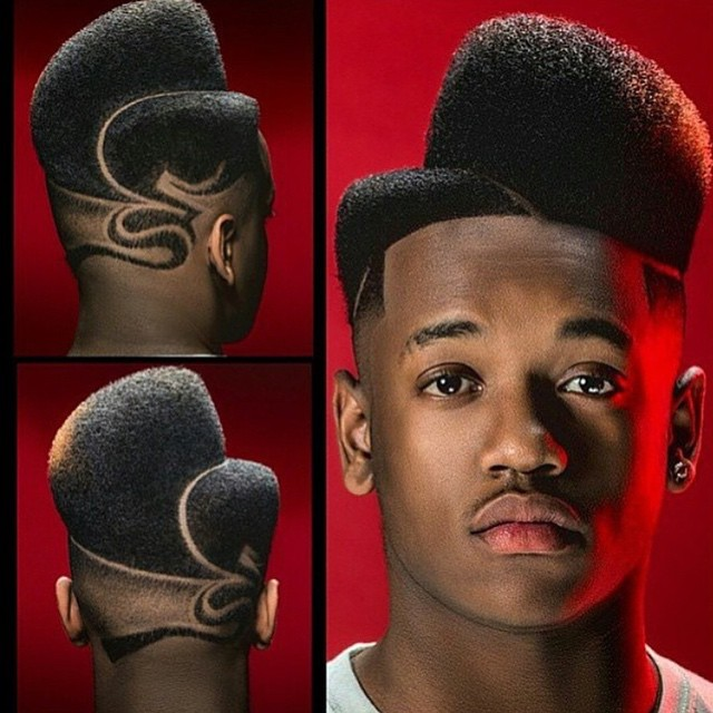 Flat Top Haircut Men Haircuts
