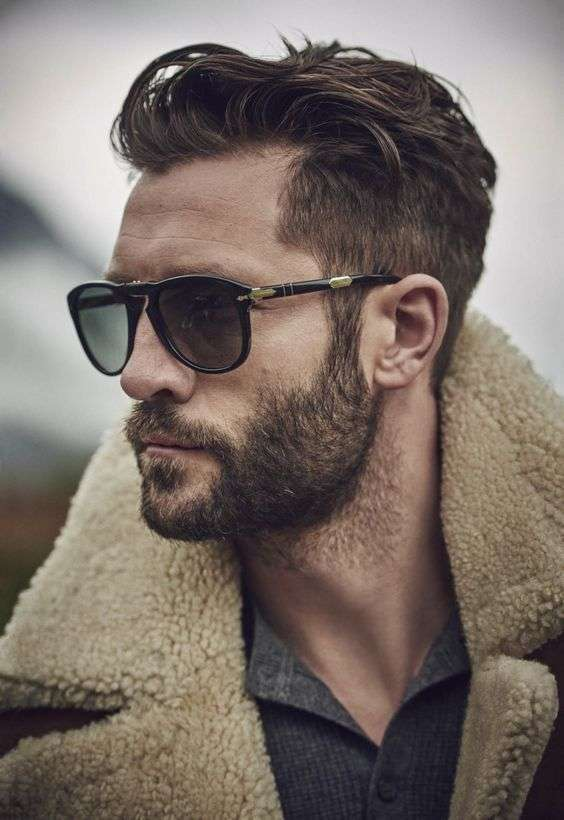 The Natural Beard Style