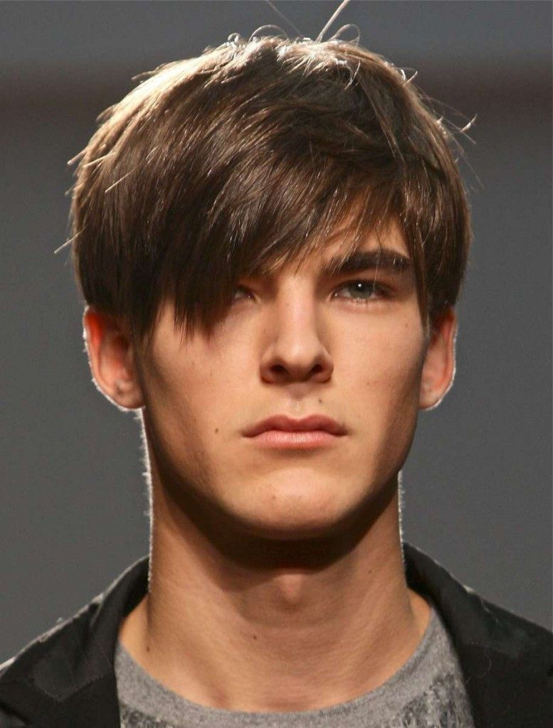 Best Men's Layered Hairstyles - Shaggy Layers