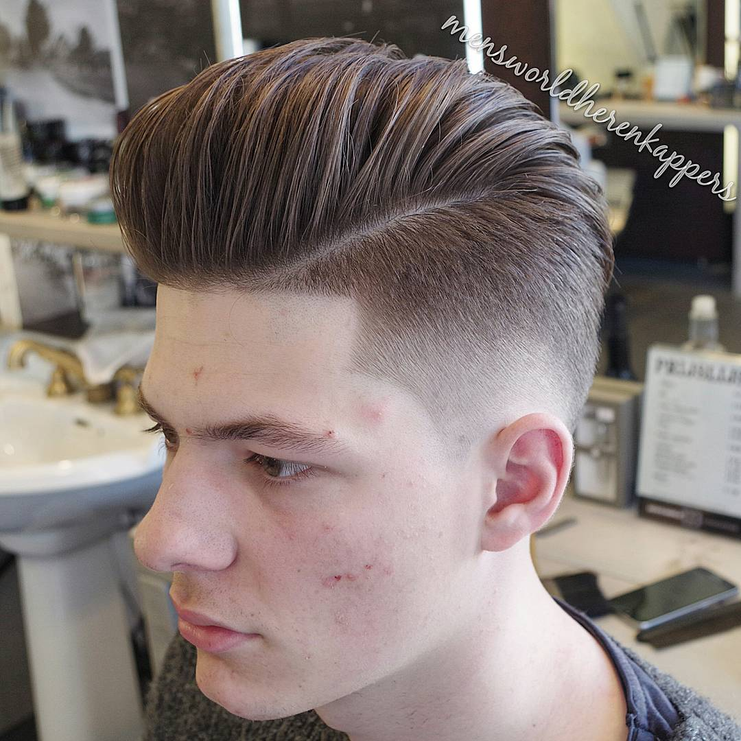Side Part Haircuts: 12 Best Side Part Hairstyles for Men - AtoZ