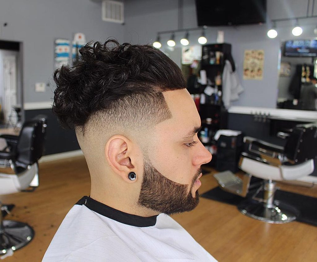 Slick Back Haircuts 40 Trendy Slicked Back Hair Styles Atoz