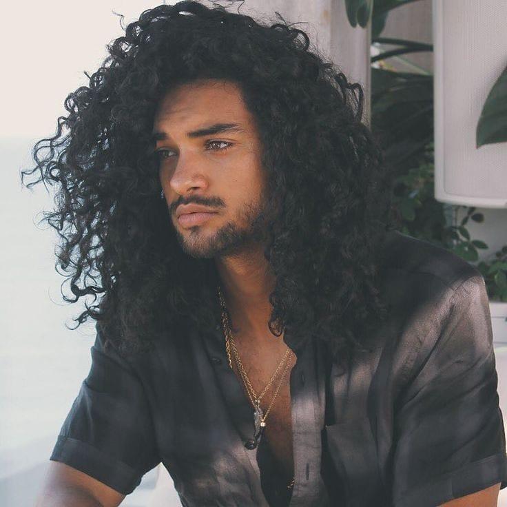 Black Men Haircuts: 40 Stylish & Trendy Long Hairstyles ...