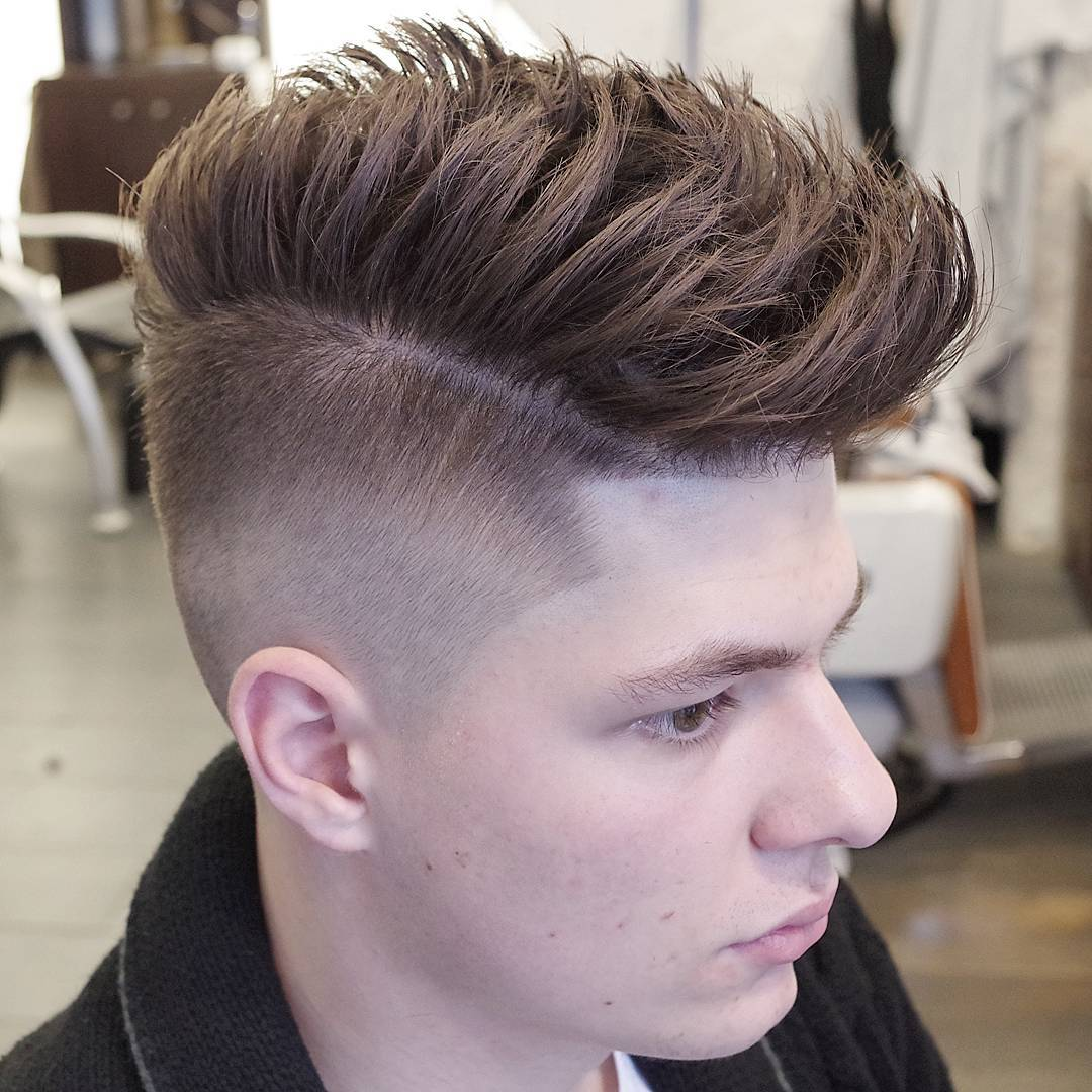 side part haircuts: 40 best side part hairstyles for men - atoz