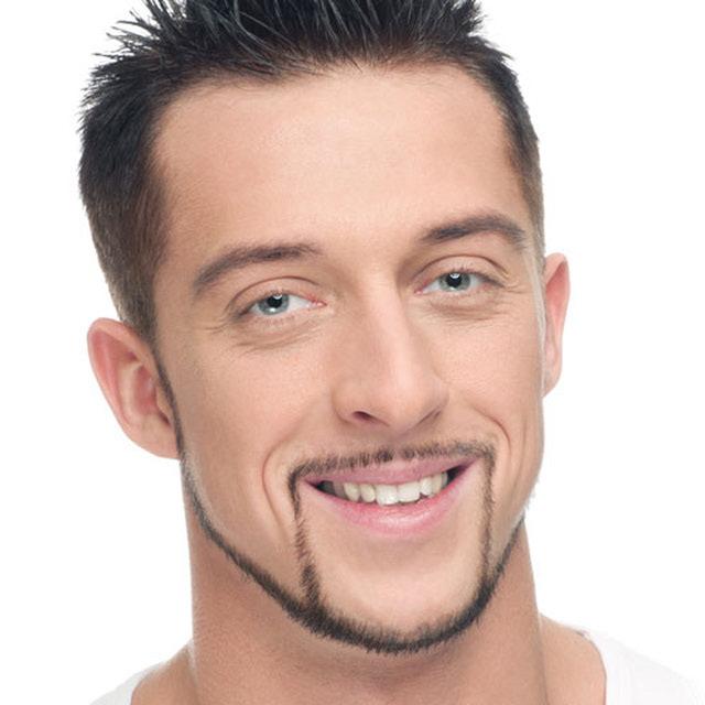 Chinstrap Beard Styles