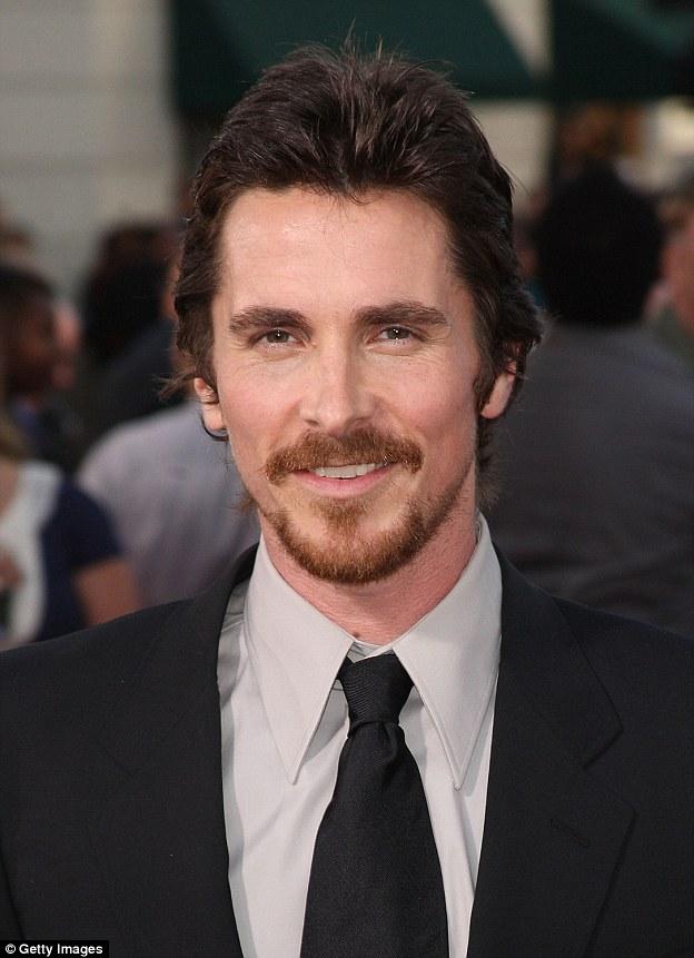 Christian Bale balbo style