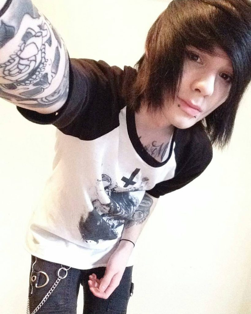 Emo Haircuts15 Best Emo Hairstyles For Men And Boys 2018 Atoz