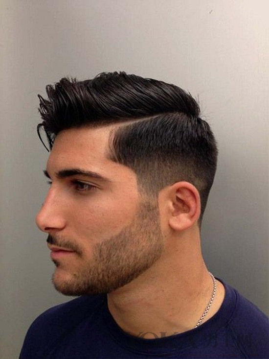 Fine Side Part Haircuts 40 Best Side Part Hairstyles For Men Atoz Short Hairstyles Gunalazisus