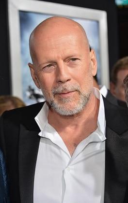 Superstar beard bald look