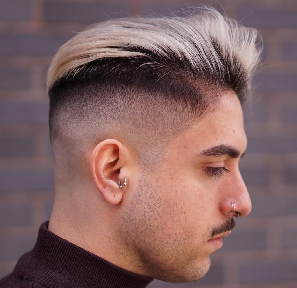 Slick Back Haircuts 40 Trendy Slicked Back Hair Styles Atoz Hairstyles
