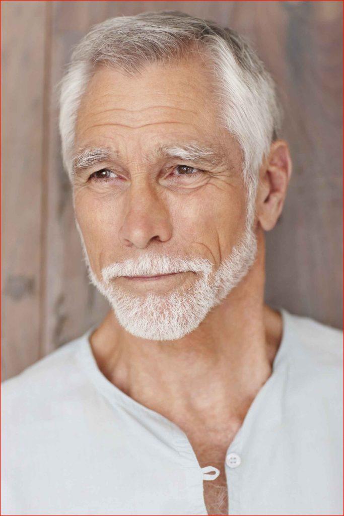 Pompadour Fade with Beard