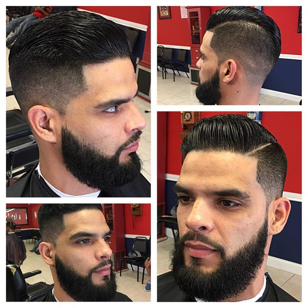 Cool Side Part Haircuts 40 Best Side Part Hairstyles For Men Atoz Short Hairstyles For Black Women Fulllsitofus