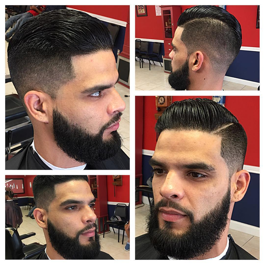 Side Part Haircuts Best Hairstyles Men