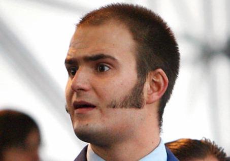 Mutton Chops Facial Hair