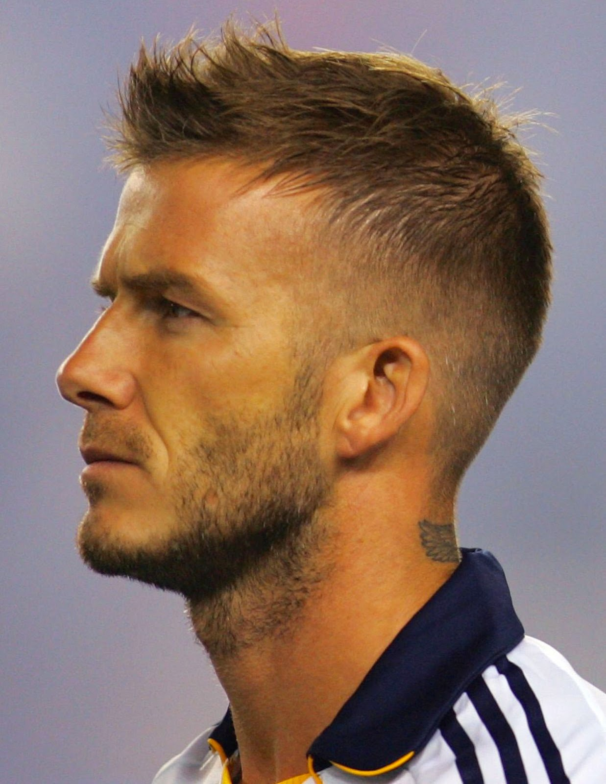 David Beckham Haircut: 12 Best David Beckham Celebrity Hairstyles