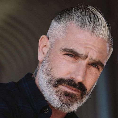The Best And Worst Hairstyles For Men In Their 40s: Older Men Haircuts: 35 Best Hairstyles For Men Over 50