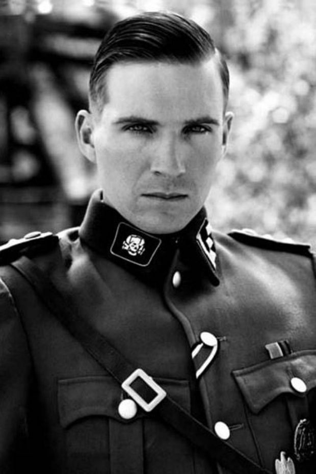 The Sexy Hitler Youth Haircut