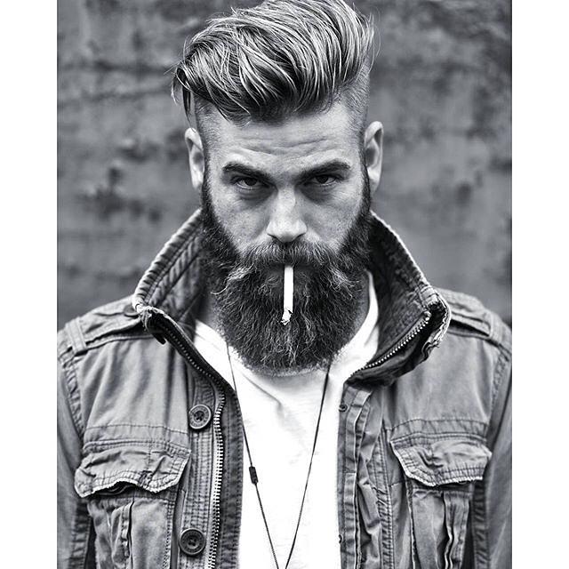 Beard Hairstyles for Men