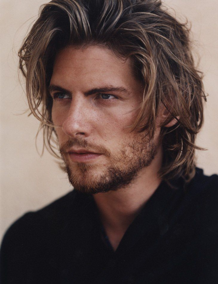Best Men's Layered Hairstyles - Messy Layers